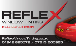 Window Tinting in Wigan